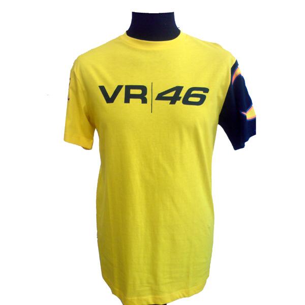 Camiseta Valentino Rossi - VR46 - Peça única  - Nova Suzuki Motos e Acessórios