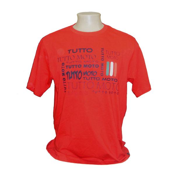 Camiseta Tutto Moto Vermelha  - Nova Suzuki Motos e Acessórios