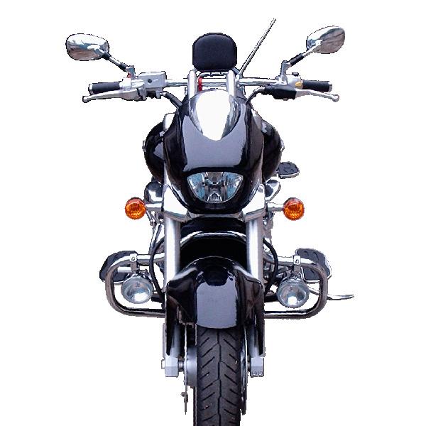 Protetor de Motor Moustache FMV Boulevard M1500  - Nova Suzuki Motos e Acessórios