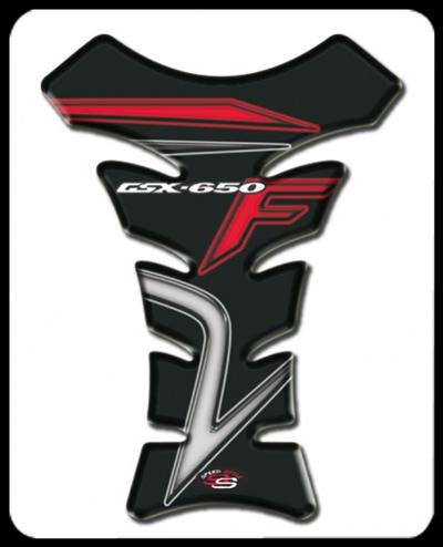 Protetor de Tanque Speed Style T2301 GSX-650F  - Nova Suzuki Motos e Acessórios
