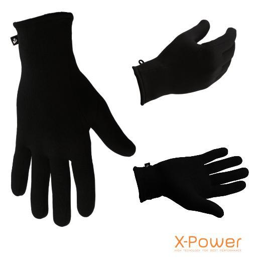 Luva Solo X-Power Touch Screen (Segunda Pele)  - Nova Suzuki Motos e Acessórios