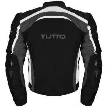 Jaqueta Tutto Roma Cinza 100% Impermeável (Só 5XL)  - Nova Suzuki Motos e Acessórios