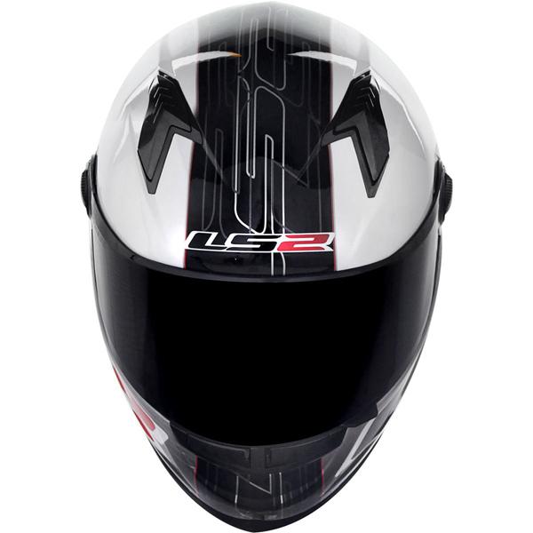 Capacete LS2 FF358 Racing  - Nova Suzuki Motos e Acessórios