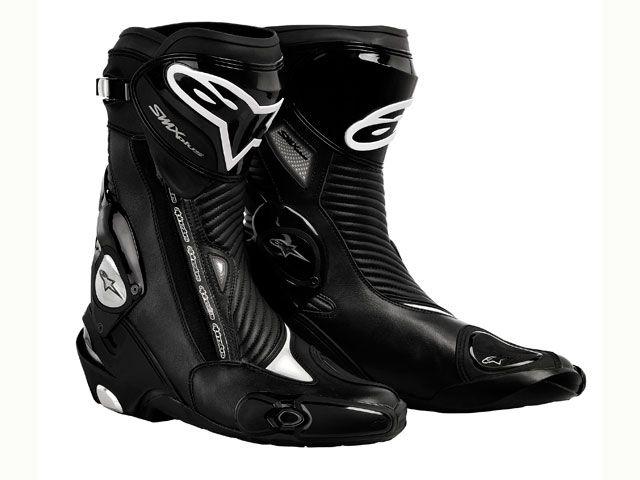 Bota Alpinestars SMX-Plus Preta - Nova!  - Nova Suzuki Motos e Acessórios