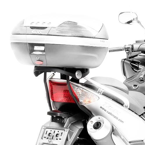 Base/Rack Givi Monokey para Super Teneré 2011 (SR371 - acompanha base M5) Pronta Entrega  - Nova Suzuki Motos e Acessórios