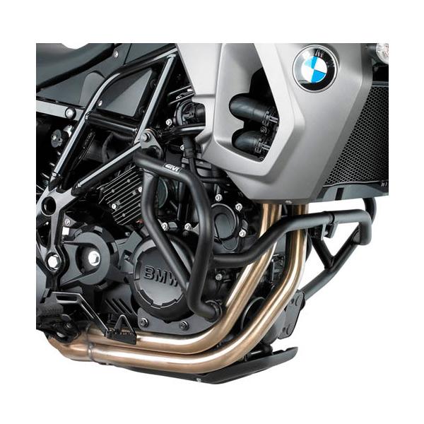 Protetor de motor Givi TN690 para BMW F650 / F700 / F800 GS 08-17 - Pronta entrega  - Nova Suzuki Motos e Acessórios