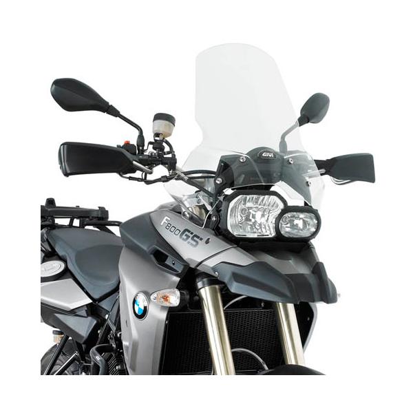 Parabrisa Específico Givi Transparente 333DT BMW F650 / F800 08-17 (Com Kit) - Sob Consulta  - Nova Suzuki Motos e Acessórios