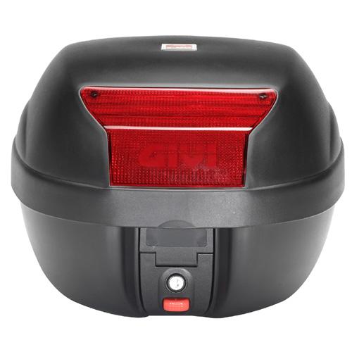 Baú Givi E29 Litros - para todas as motos  - Nova Suzuki Motos e Acessórios