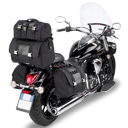 Bolsa Lateral (Alforges) Givi CL503 - Pronta Entrega  - Nova Suzuki Motos e Acessórios