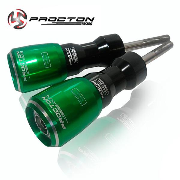 Slider Dianteiro Procton com Amortecimento p/ Z1000 10/16  - Nova Suzuki Motos e Acessórios