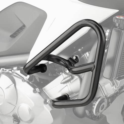 Protetor de Motor Givi TN1111 p/ Honda NC700 12/13 - NC750 S e S DCT 14-15 - Pronta Entrega  - Nova Suzuki Motos e Acessórios