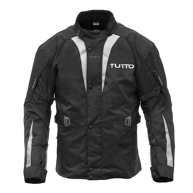 Jaqueta Tutto Moto Capri Impermeável (titanium)  - Nova Suzuki Motos e Acessórios