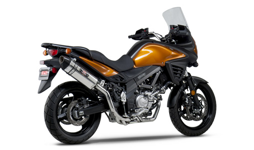 Ponteira Yoshimura R77 3/4 Carbono Suzuki DL650 V-Strom 2014  - Nova Suzuki Motos e Acessórios