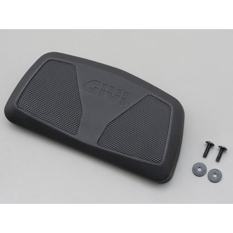 Apoio para Bau Givi V47 (E134) - encosto - Pronta Entrega  - Nova Suzuki Motos e Acessórios