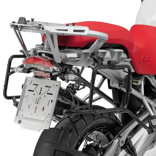 Base/Monorack Givi Para BMW R1200GS 07 à 12 (Em Alumínio (SRA692) - Pronta Entrega  - Nova Suzuki Motos e Acessórios