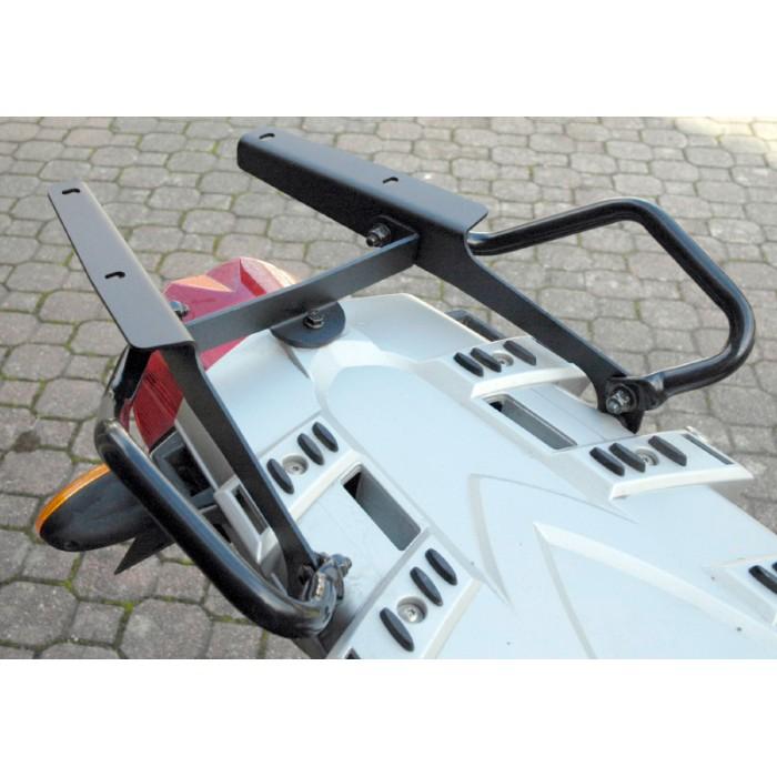 Monorack Givi SR689 Para BMW R1200GS 04 à 12 - Pronta Entrega (base M-5 acompanha produto)  - Nova Suzuki Motos e Acessórios