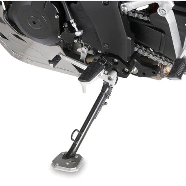 Ampliador da Base de Descanso Givi ES3105 Para V-Strom 1000 2014 (extensor)  - Nova Suzuki Motos e Acessórios