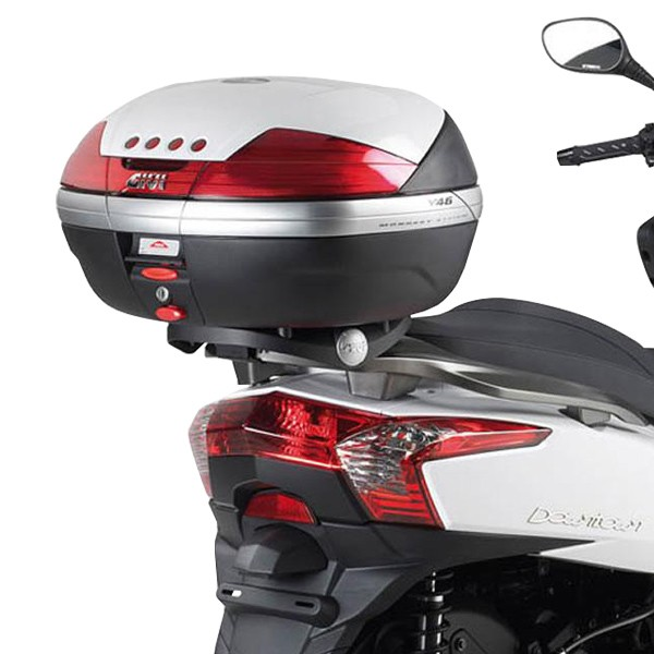 Rack/Base SR92 para Kymco Downtown (Suporte/Bagageiro)  - Nova Suzuki Motos e Acessórios