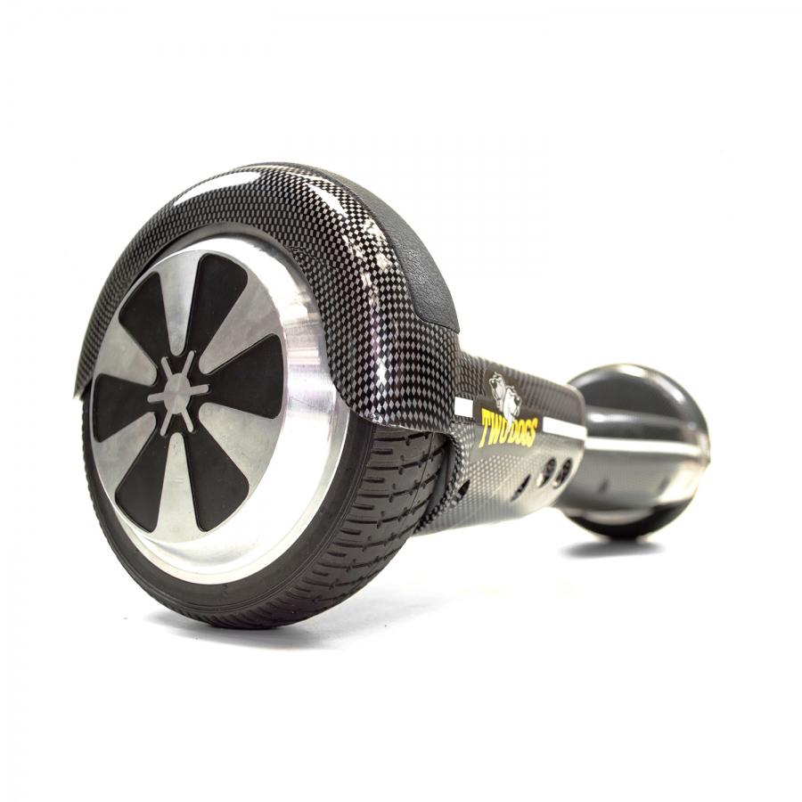 Balance Wheel Carbono Two Dogs - Super Qualidade  - Nova Suzuki Motos e Acessórios