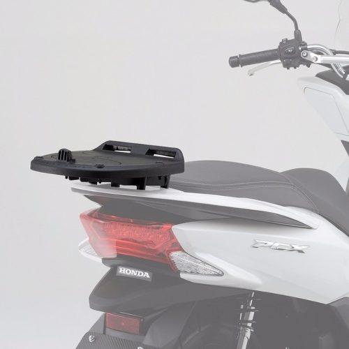 Base/Rack Givi SR1136 para HONDA PCX 14-17 (Baús Importados) - Pronta Entrega  - Nova Suzuki Motos e Acessórios
