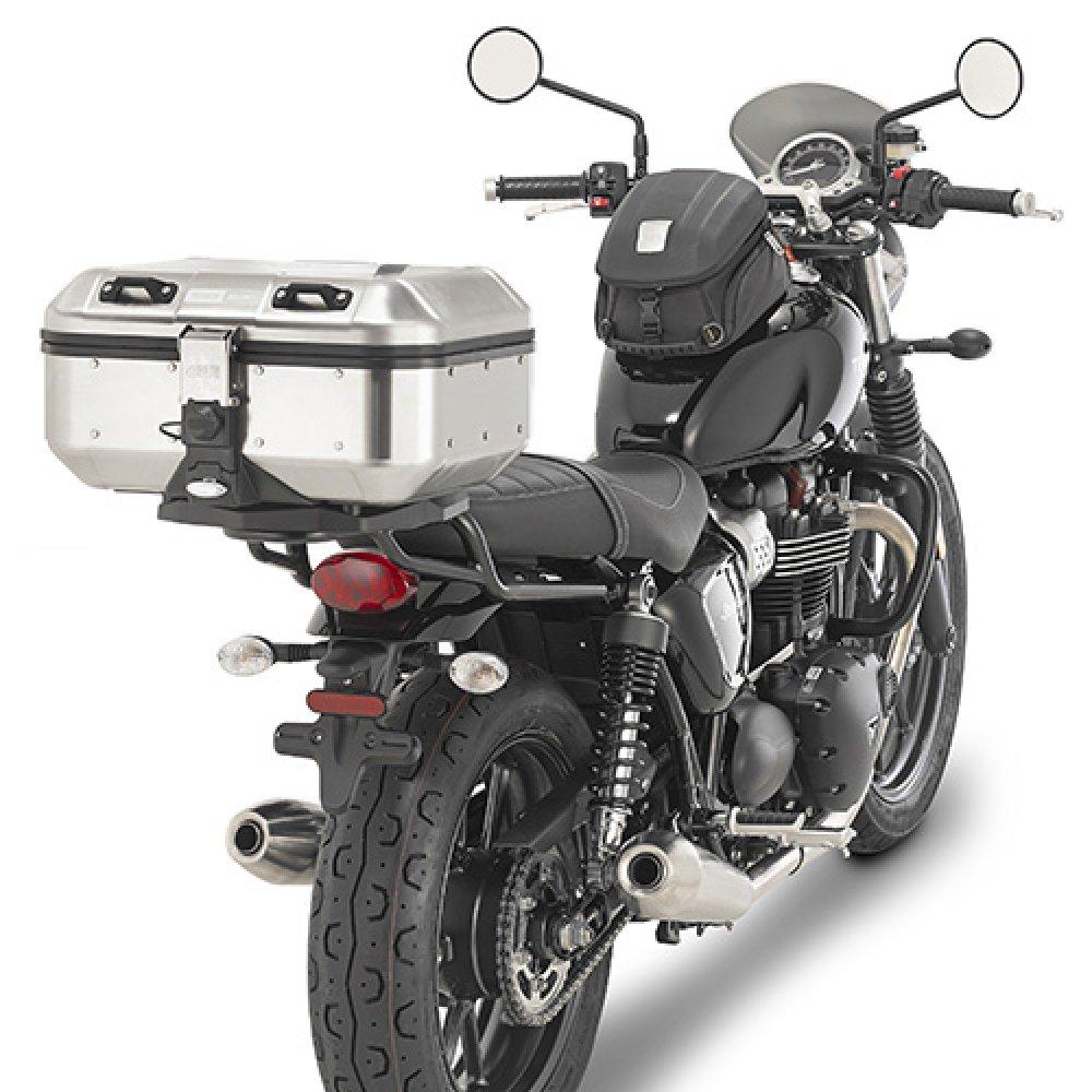 Baú Givi Trekker DOLOMITI 30 Litros   - Nova Suzuki Motos e Acessórios