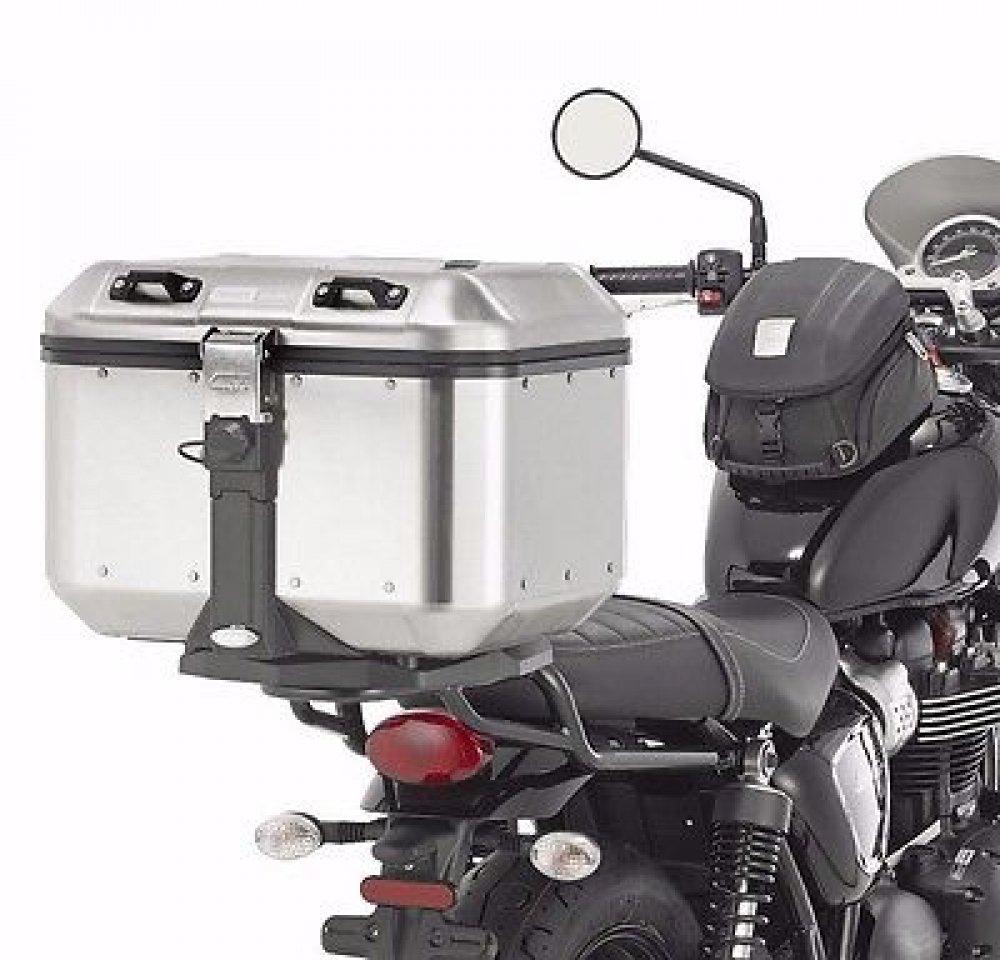 Baú Givi Trekker DOLOMITI 46 Litros  - Nova Suzuki Motos e Acessórios