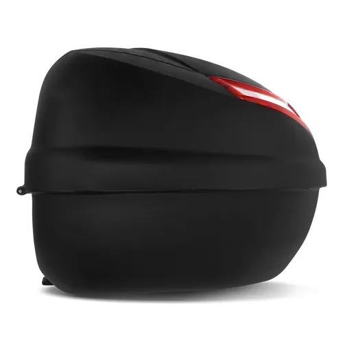 Baú Givi E30RN Bicolor (MONOLOCK)  - Nova Suzuki Motos e Acessórios