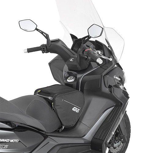 Bolsa Central Givi EA105 para Scooter - 15 litros - burgman / kymco / Pronta Entrega  - Nova Suzuki Motos e Acessórios