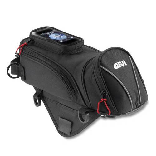 Bolsa Magnética para Tanque Givi EA106 6Lt.  - Nova Suzuki Motos e Acessórios
