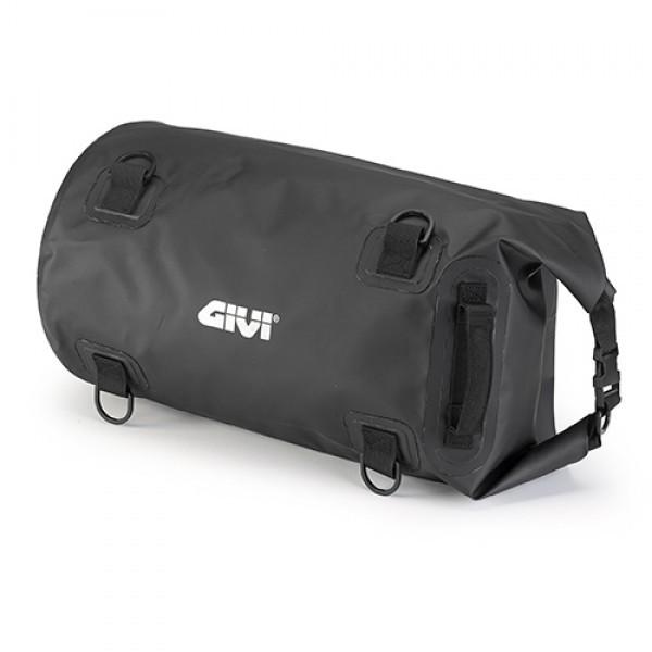 Bolsa Givi EA114BK 100% Impermeável - 30 Litros     - Nova Suzuki Motos e Acessórios