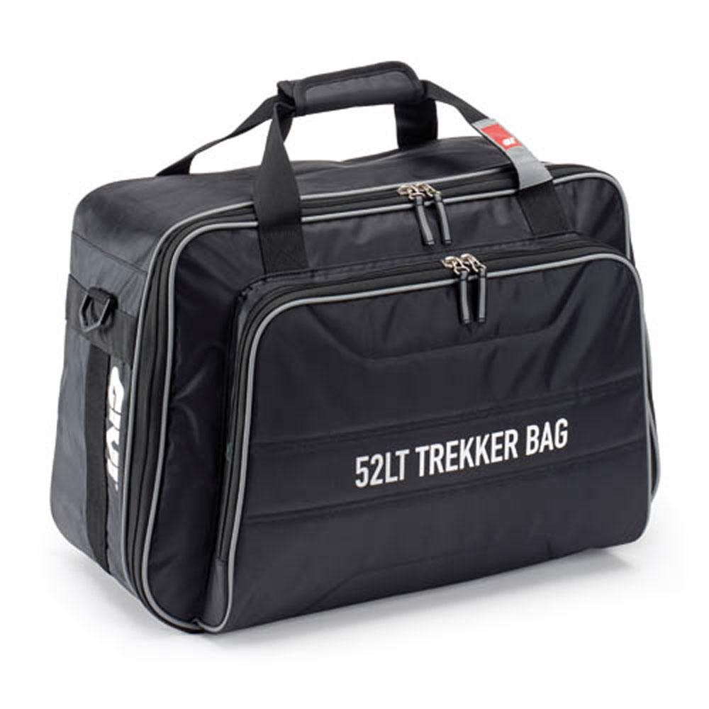 Bolsa Interna Givi T490 para baú TREKKER 52lts  - Nova Suzuki Motos e Acessórios