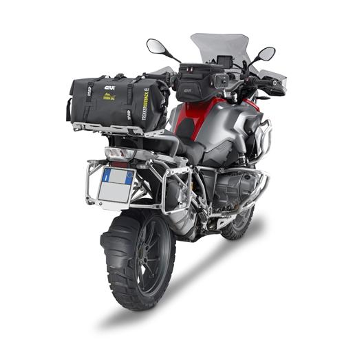 Bolsa Interna Givi T507 para baú OUTBACK Lateral 48litros Impermeável  - Nova Suzuki Motos e Acessórios