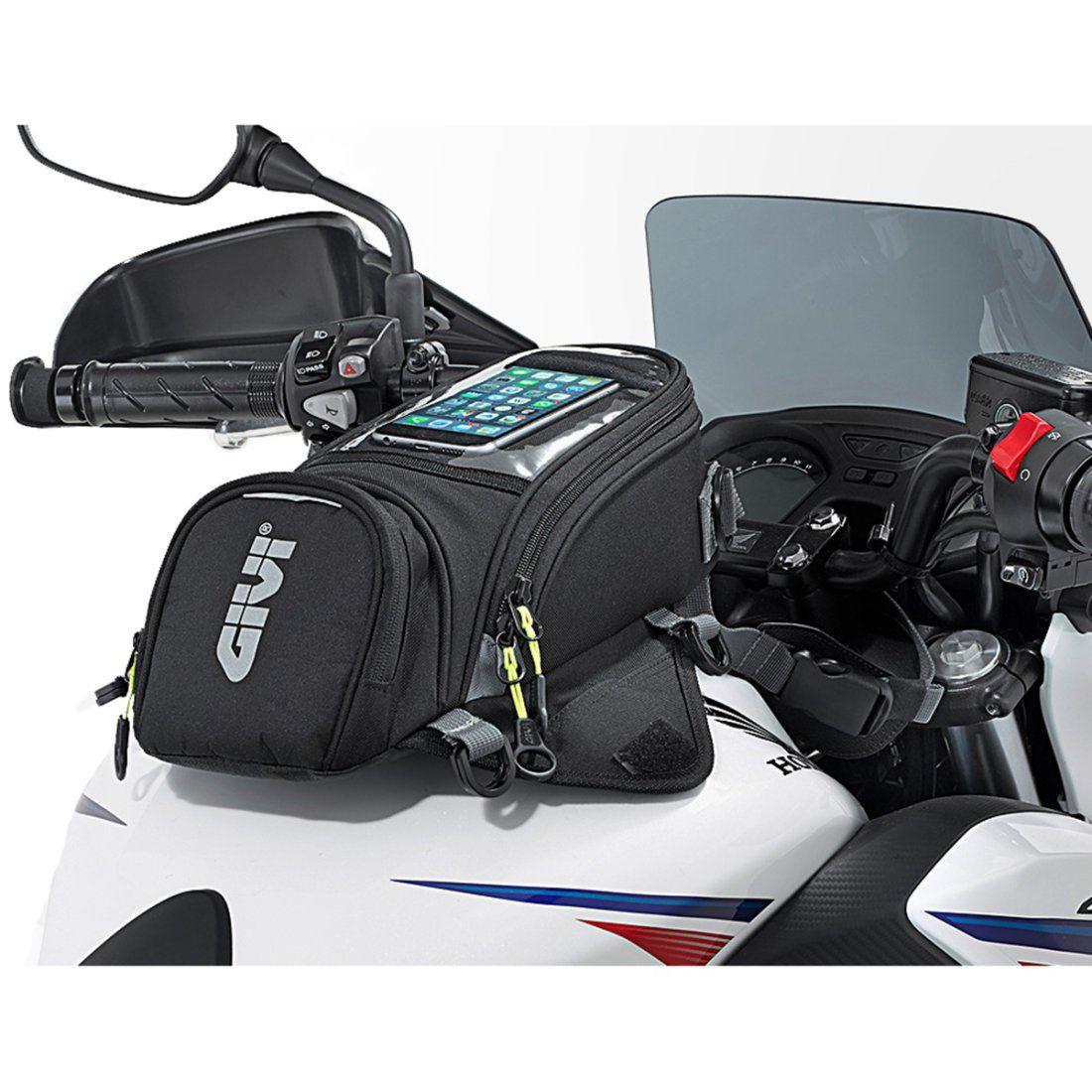 Bolsa Magnética para Tanque Givi EA106B 6Lt.  - Nova Suzuki Motos e Acessórios