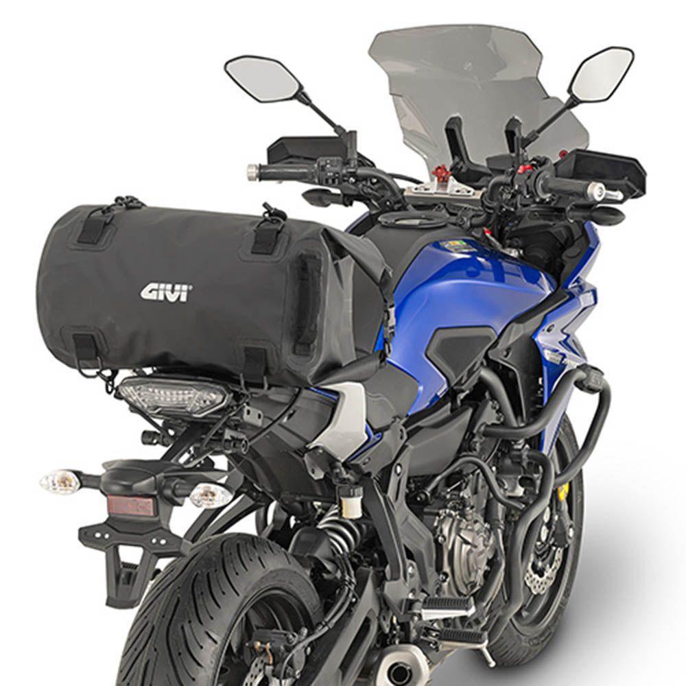 Bolsa/Mala Givi EA114BK 100% Impermeável - 30 Litros  - Nova Suzuki Motos e Acessórios