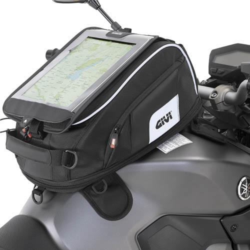 Bolsa para Tanque Givi XS312  - Nova Suzuki Motos e Acessórios