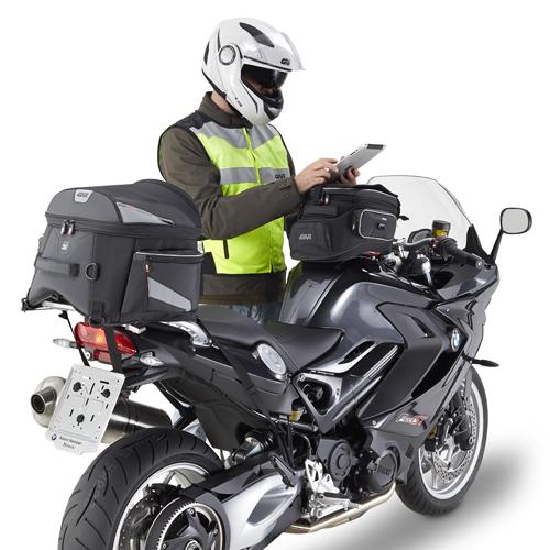 Bolsa Traseira Stream XS316 Givi (Alforges)  - Nova Suzuki Motos e Acessórios