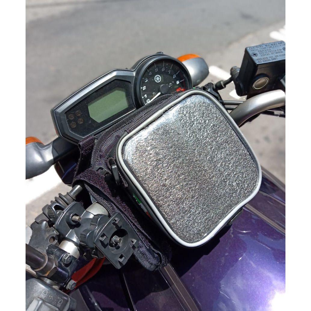 Bolsa Tutto Moto Porta GPS/Celular   - Nova Suzuki Motos e Acessórios