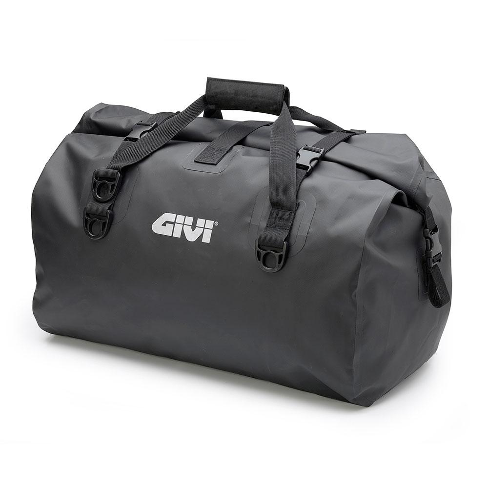 Bolsa/Mala Givi EA119BK 100% Impermeável - 60 Litros  - Nova Suzuki Motos e Acessórios