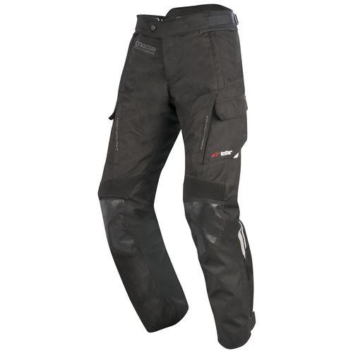 Calça Alpinestars Andes V2 Drystar® Preto 100% Impermeável  - Nova Suzuki Motos e Acessórios