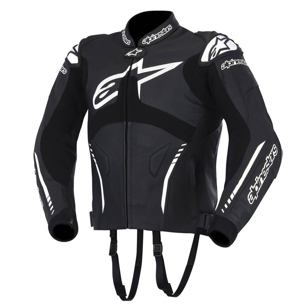 Jaqueta Alpinestars Atem (Black)  - Nova Suzuki Motos e Acessórios