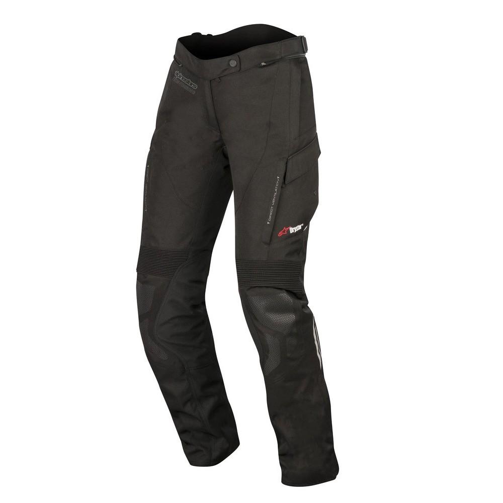 Calça Alpinestars Stella Andes Drystar® V2 Preta - 100% Impermeável  - Nova Suzuki Motos e Acessórios