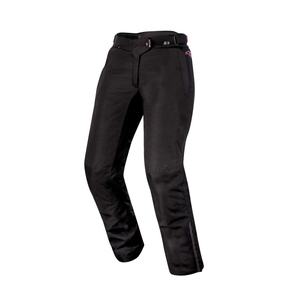 Calça Alpinestars Stella Protean Drystar® (Black/Purple)  - Nova Suzuki Motos e Acessórios