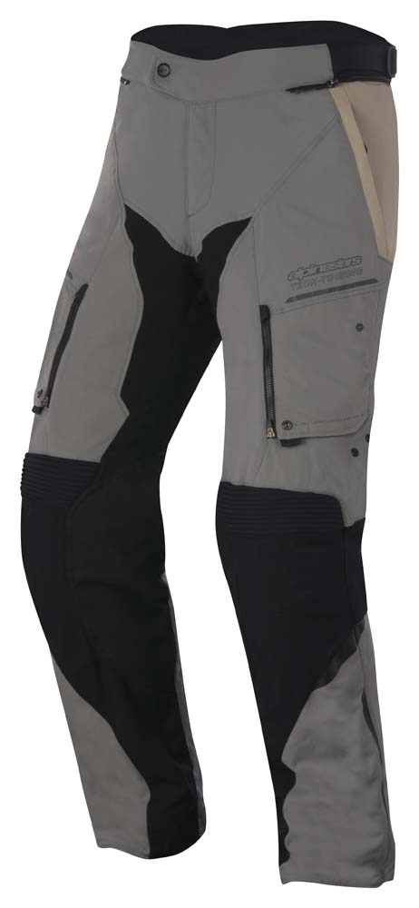 Calça Alpinestars Stella Valparaiso 2 Drystar (Gray Light Black)  (Feminina)  - Nova Suzuki Motos e Acessórios