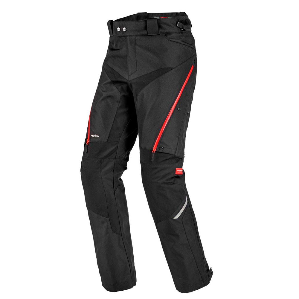 Calça Spidi 4 Season Black H2Out - Big Trail  - Nova Suzuki Motos e Acessórios
