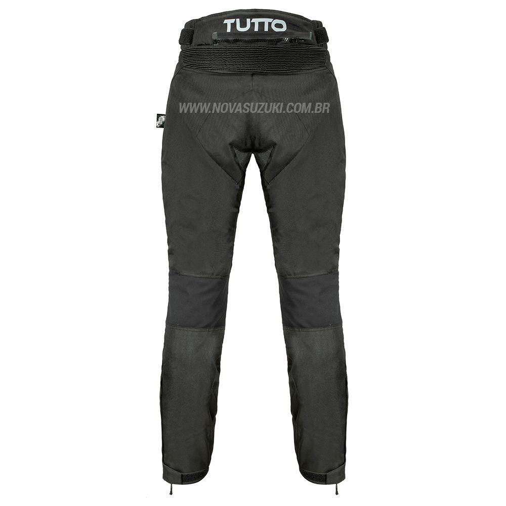 Calça Tutto Moto Bella Impermeável - Feminina  - Nova Suzuki Motos e Acessórios