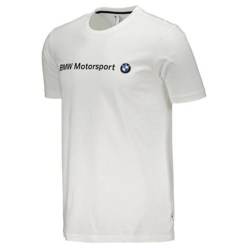 45bbca8a16 ... Camiseta BMW MOTORSPORT BRANCA - Nova Suzuki Motos e Acessórios