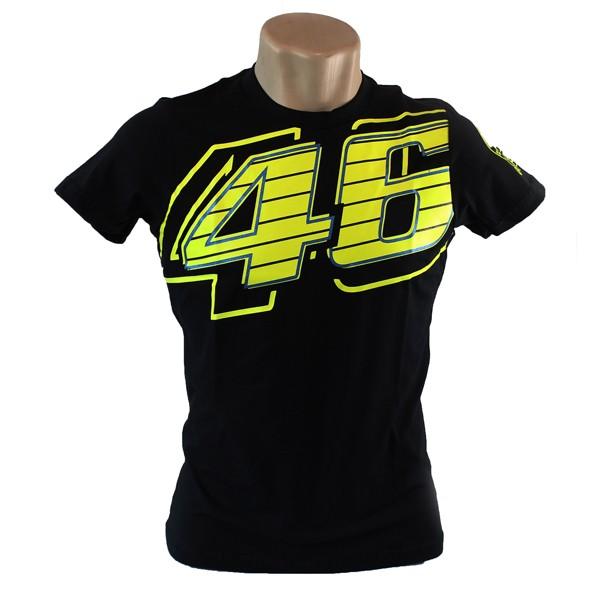 Camiseta Feminina VR 46  - Nova Suzuki Motos e Acessórios