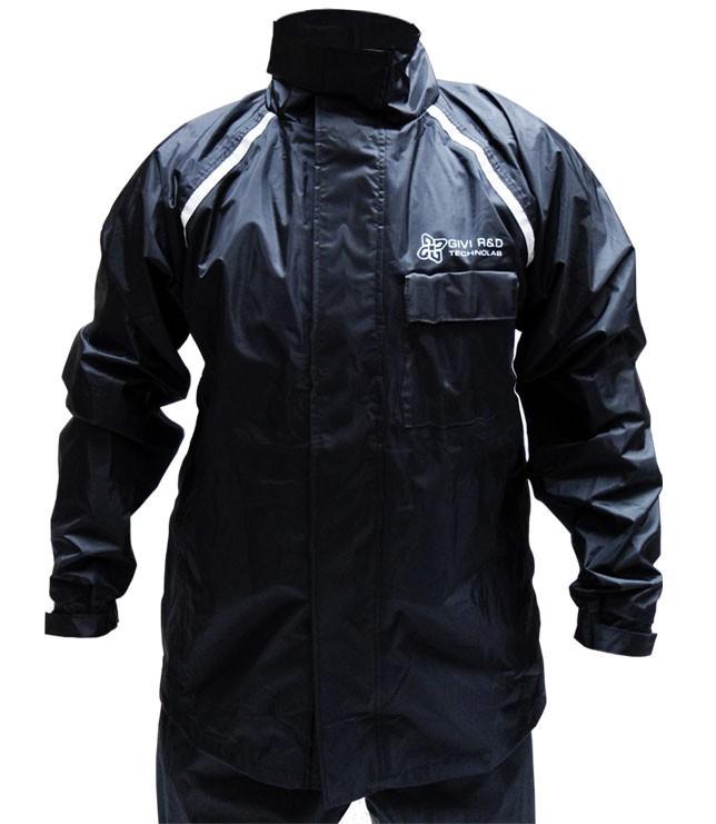 Capa de Chuva Givi Rider Tech PVC.  - Nova Suzuki Motos e Acessórios