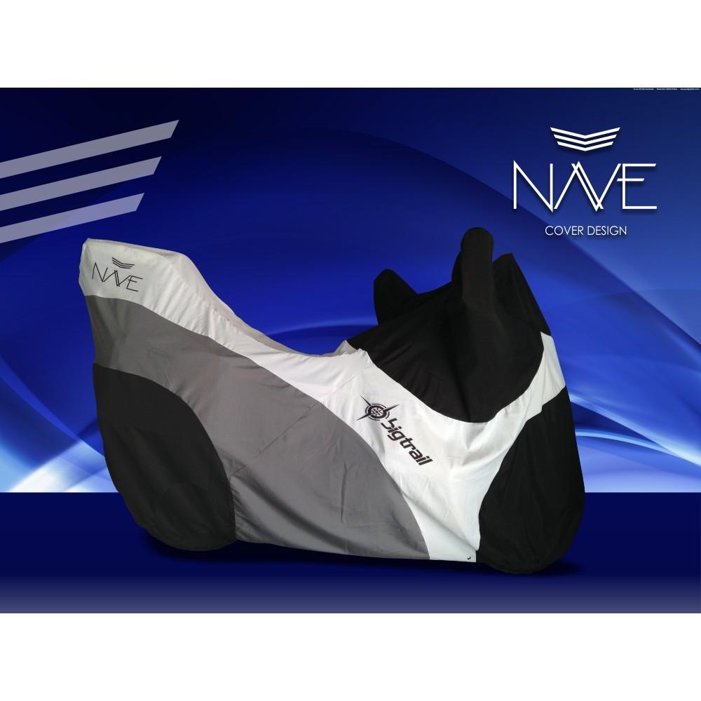 Capa de Moto Nave para Big Trail (Repelente à água, Não risca)  - Nova Suzuki Motos e Acessórios
