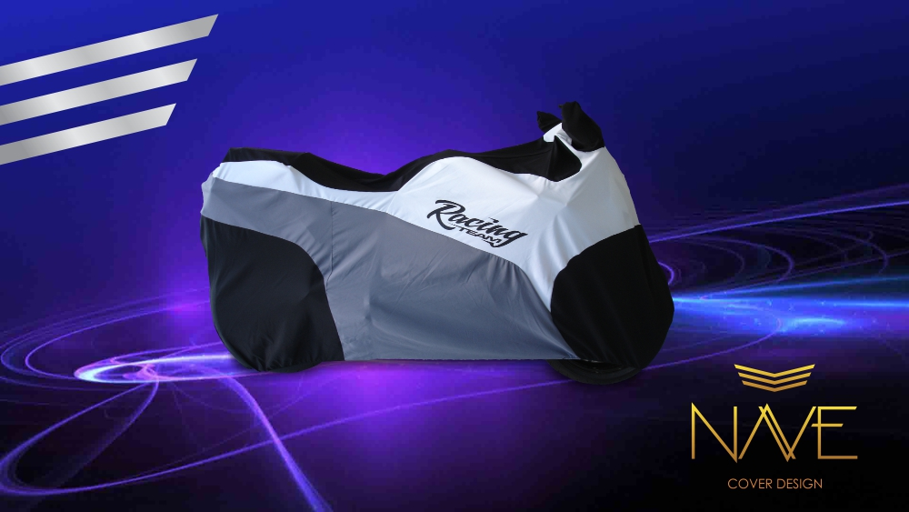 Capa de Moto Nave Speed - Motos Esportivas  - Nova Suzuki Motos e Acessórios